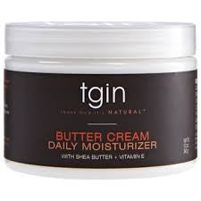 TGIN Butter Cream Moisturizer for Natural Hair - Beauty Bar & Supply