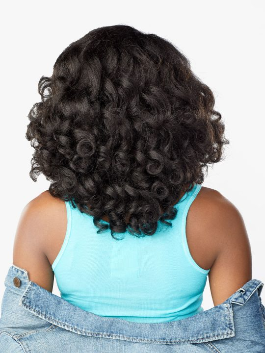 Sensationnel Curls Kinks & Co Synthetic Hair Clip Ins-Boss Lady 10""