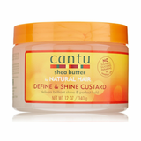 Cantu  Define & Shine Custard - Beauty Bar & Supply