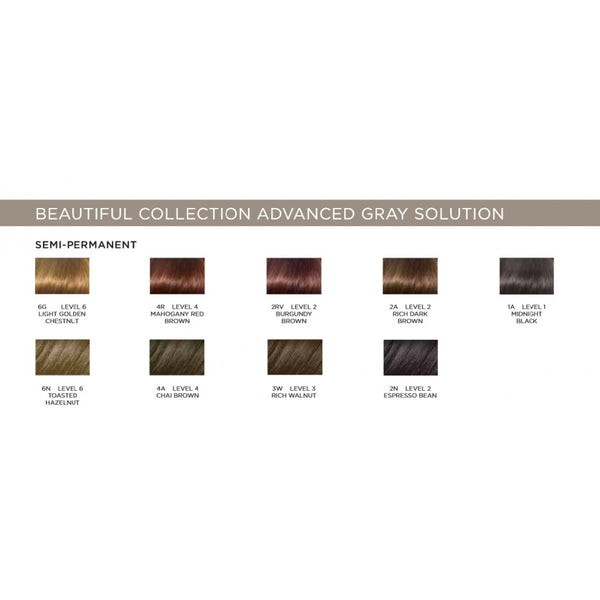 Clairol Beautiful Collection Advanced Gray Solution