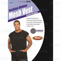 Dream World Deluxe Mesh Vest DRE3201 - Beauty Bar & Supply