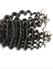 Lx Hair Collection Brazilian Deep Wave Human Hair Grade 8 Deep Wave