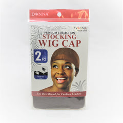 Donna Premium Collection Stocking Wig Cap - Beauty Bar & Supply