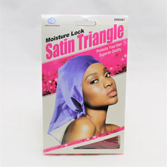 Dream World Moisture Lock Satin Triangle Scarf - Beauty Bar & Supply