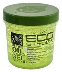 Eco Style Olive Oil Styling Gel - Beauty Bar & Supply