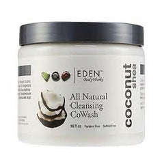 Eden BodyWorks Coconut Shea Cleansing Cowash - Beauty Bar & Supply