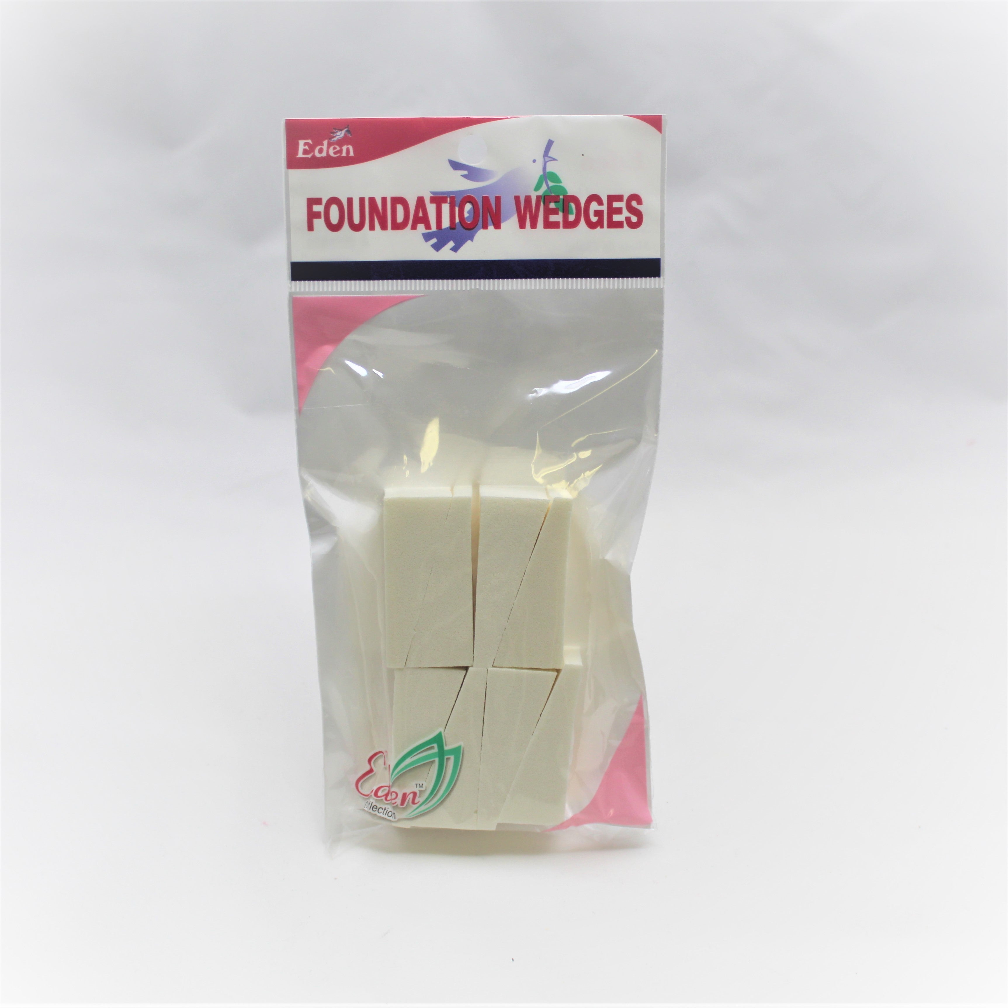 Eden Collection Foundation Wedges - Beauty Bar & Supply