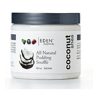 EDEN BodyWorks Coconut Shea All Natural Pudding Souffle - Beauty Bar & Supply