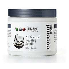 EDEN BodyWorks Coconut Shea All Natural Pudding Souffle