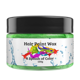Hair Paint Wax-Green