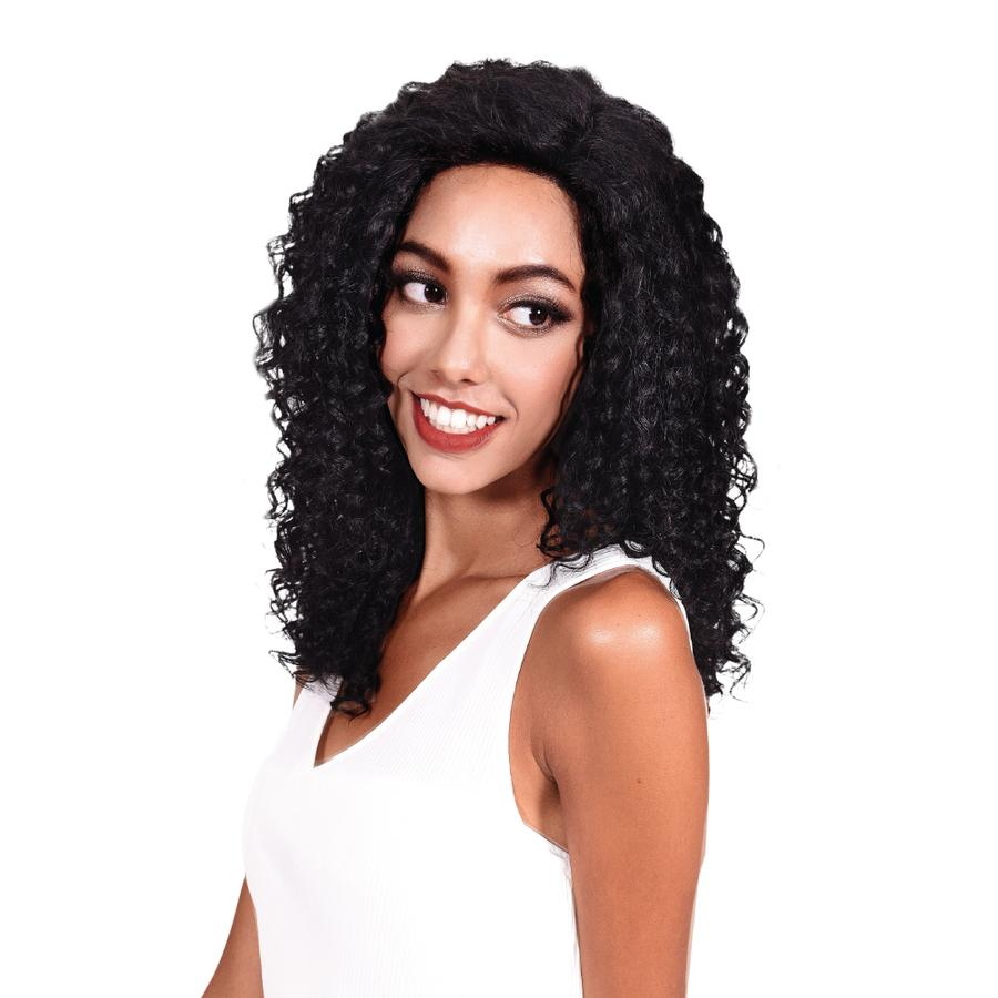 Hair Republic 360 Tru Remy 100% Virgin Remy Human Hair Lace Front Wig Unprocessed-Pamila