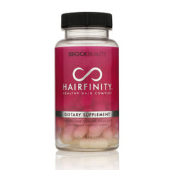 HAIRFINITY HEALTHY HAIR VITAMINS - Beauty Bar & Supply