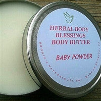 Herbal Body Blessing-Baby Powder - Beauty Bar & Supply