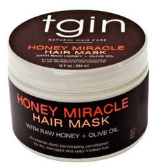 TGIN Honey Miracle Deep Conditioner for Natural Hair - Beauty Bar & Supply
