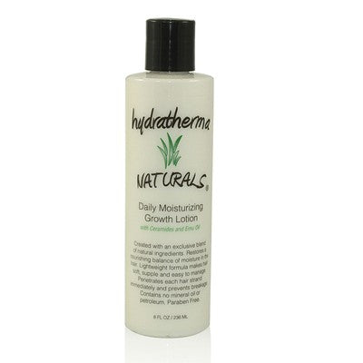Hydratherma Naturals Daily Moisturizing Growth Lotion - Beauty Bar & Supply