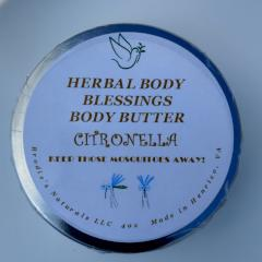 Herbal Body Blessing's-Citronella - Beauty Bar & Supply