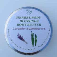 Herbal Body Blessing's-Lavender & Lemongrass