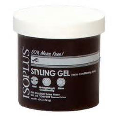 Isoplus Styling Gel - Beauty Bar & Supply