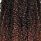 Janet Collection Synthetic Braid - Noir 3X Triple Afro Twist Braid
