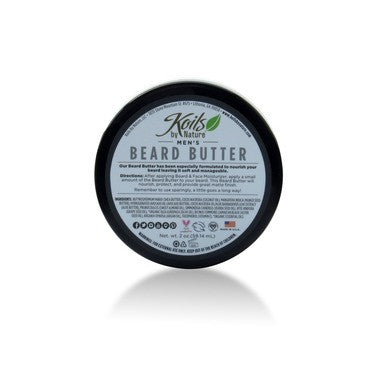 Koils by Nature Beard Butter