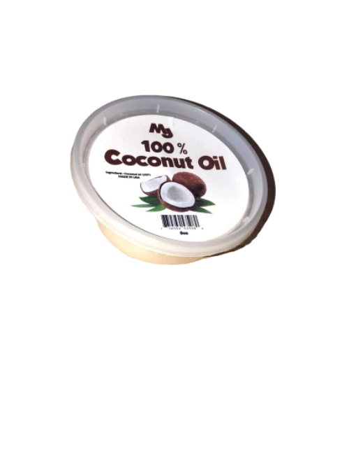 MJ 100% Coconut Oil - Beauty Bar & Supply