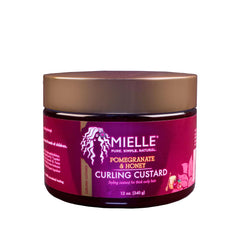 Mielle Organics POMEGRANATE & HONEY CURLING CUSTARD - Beauty Bar & Supply