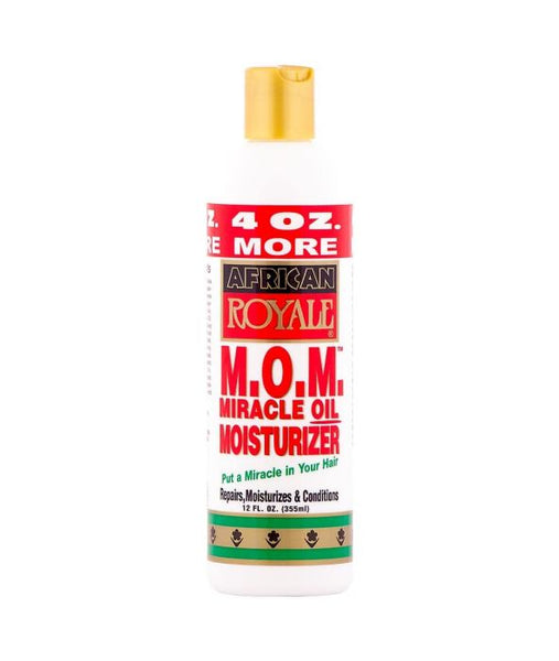 African Royale Miracle Oil Moisturizer - Beauty Bar & Supply