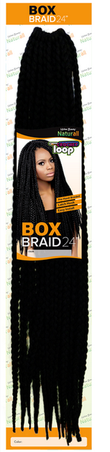 "Urban Beauty Box Braid 24"" - Beauty Bar & Supply"