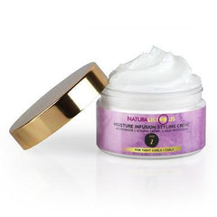 Naturalicious Moisture Infusion Styling Creme (For Tight Curls + Coils)