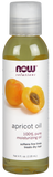 NOW Apricot Oil - Beauty Bar & Supply