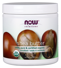 NOW Shea Butter Pure & Certified Organic