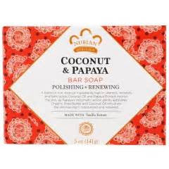 Nubian Heritage Coconut & Papaya - Beauty Bar & Supply