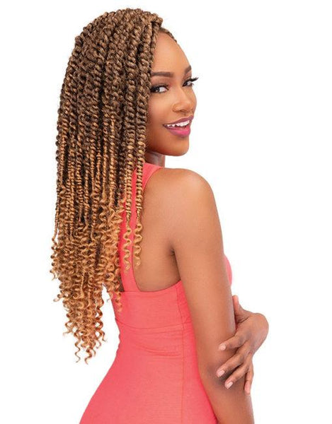 "Janet Collection Passion Twist 18"" - Beauty Bar & Supply"