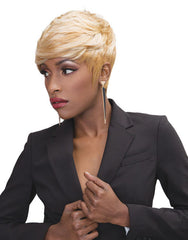 "Janet Collection Pixie Cut 38pcs + 8"" (4pcs)"
