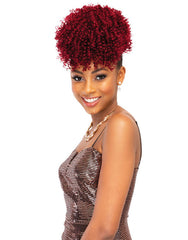Janet Collection Playful Pineapple Pony-Spiral - Beauty Bar & Supply