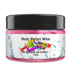 Hair Paint Wax-Pink