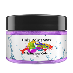 Hair Paint Wax-Purple