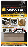 Qfitt Swiss Lace for Wig Making #5012 - Beauty Bar & Supply