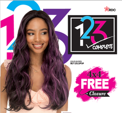RDC International 123C Body Wave 18-22 - Beauty Bar & Supply
