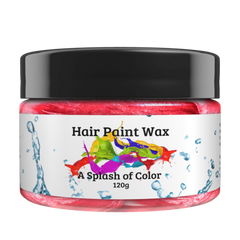 Hair Paint Wax-Red