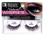 Remy Response Natural Wispies Demi Black #70 - Beauty Bar & Supply
