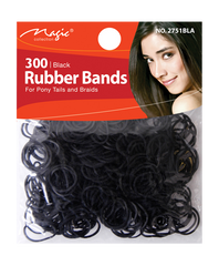 MMagic Collection 300 Rubber Bands 2751BLA