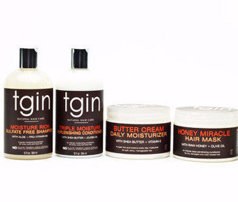TGIN Moist Collection-Sample Pack - Beauty Bar & Supply