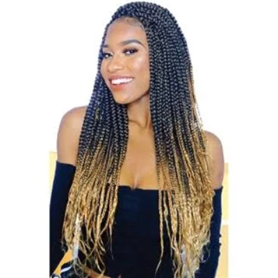 "Oh Yes! Ez Braid Pre Stretched  Braiding Hair 26"" - Beauty Bar & Supply"