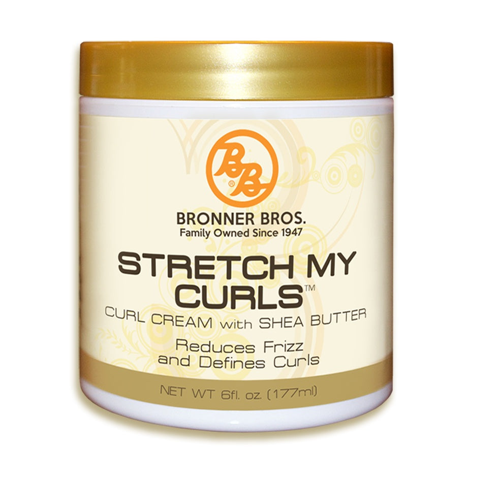 Bronner Brothers Stretch My Curls - Beauty Bar & Supply
