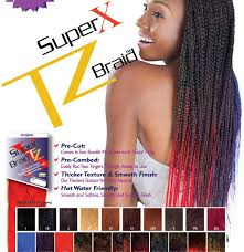 "SUPER X ""TZ"" BRAID"