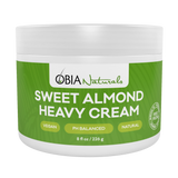 OBIA Sweet Almond Heavy Cream - Beauty Bar & Supply