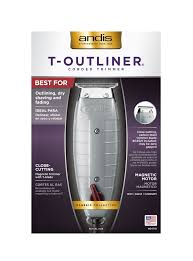 ANDIS T OUTLINER CORDED TRIMMER - Beauty Bar & Supply