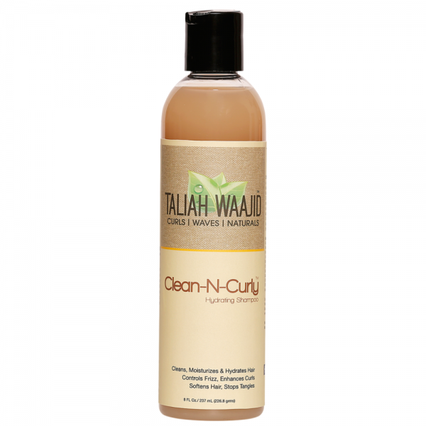 Taliah Waajid Clean N Curly-Hydrating Shampoo - Beauty Bar & Supply