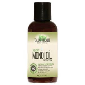 Taliah Waajid's Monoi Oil - Beauty Bar & Supply